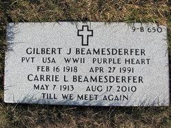 Gilbert J Beamesderfer