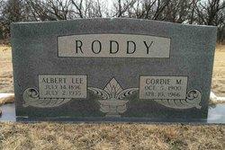 Albert L Roddy