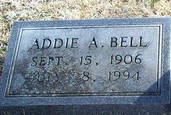 Addie A Bell