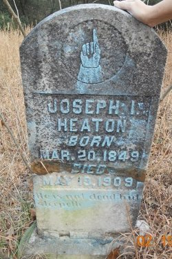 Joseph I Heaton