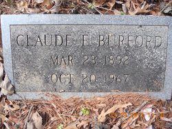 Claude E. Burford