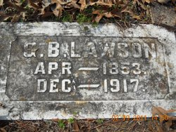Gilbert Beebe G.B. Lawson