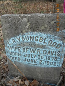 L. A. <i>Youngblood</i> Davis