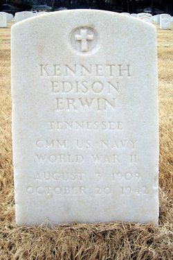 Kenneth Edison Erwin