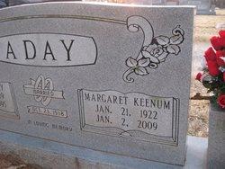 Margaret R. <i>Keenum</i> Aday