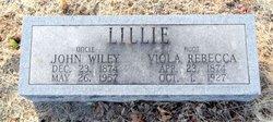 John Wiley Lillie