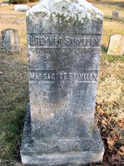 Margaret E. <i>Hepburn</i> Stavely