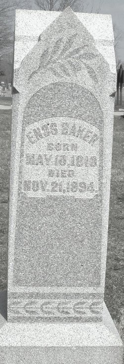Enos Baker