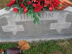 Alice <i>Kelly [Baughn]</i> Henson