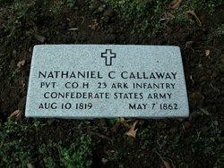 Nathaniel C Callaway