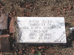 Anne Ruth McNair