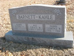Grace <i>Marshall</i> Barnett