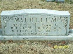 Nancy Caroline <i>McCartney</i> McCollum