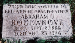 Abraham Jacob A.J. Bogdanove