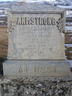 Anna Kristine Armstrong