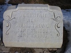 Jedediah Alif Armstrong