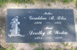 Geraldine M. <i>Demers</i> Bliss