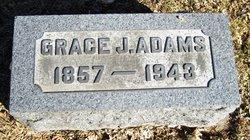 Grace <i>Johnson</i> Adams