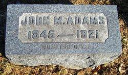 John McCullough Adams