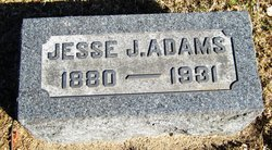 Jesse Newport Johnson Adams