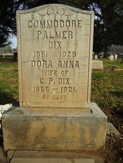 Dora Anna <i>Messinger</i> Dix