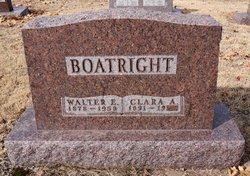 Clara <i>Frantz</i> Boatright