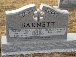Brenda Carol <i>Manly</i> Barnett