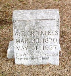 William Foster Billy Greenlees