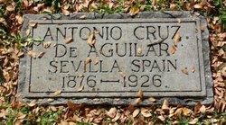 Antonio Cruz Aguilar