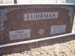 Emma <i>Sagert</i> Fuhrman
