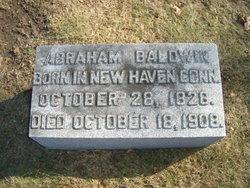 Abraham Abram Baldwin