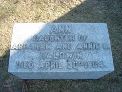 Ann Winterbotham Baldwin
