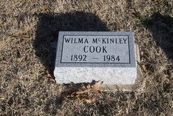 Wilma <i>Mckinley</i> Cook