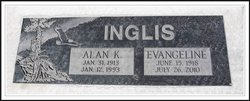 Susie Evangeline <i>Williams</i> Inglis