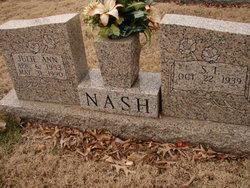 Julie Ann <i>Bilyeu</i> Nash