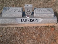 Barbara A <i>Goodmon</i> Harrison
