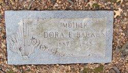 Eva Dora <i>Bland</i> Backus