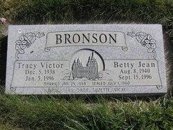 Tracy Victor Bronson