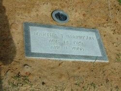 Martha <i>Turnage</i> Harrison