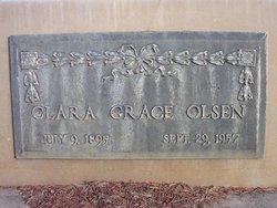 Clara Grace Olsen