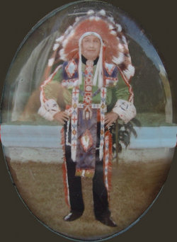 Chief Calvin W McGhee