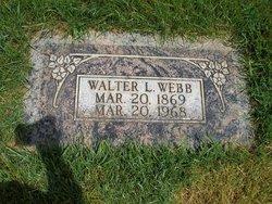 Walter Lorenzo Webb