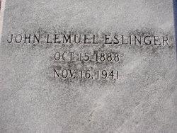 John Lemuel Eslinger