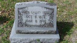 John Calvin Hull
