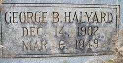 George Bacon Halyard