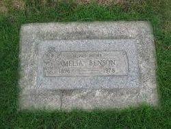 Amelia Benson
