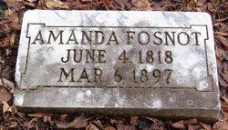Amanda <i>Brewer</i> Fosnot