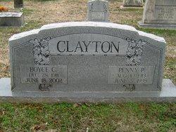 Penny P. Clayton