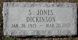 S. Jones Dickinson