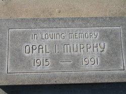 Opal Inez <i>Stanford</i> Murphy